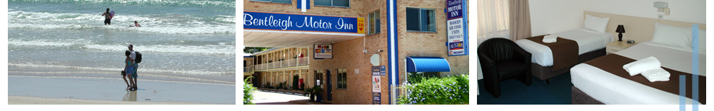 Accommodation Coffs Harbour New South Wales Bentleigh Motor Inn